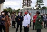 Ketua DPD RI apresiasi Polisi bantu Evakuasi Warga Korban Banjir di Keerom Papua