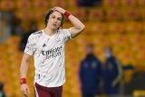 FA menolak banding Arsenal atas kartu merah David Luiz