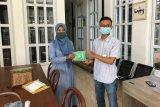BPJAMSOSTEK Surakarta  bagikan APD ke  perusahaan jaga keselamatan karyawan