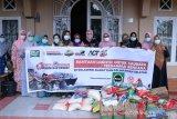 Melalui ACT, PKK dan BKMT Siak kirim bantuan korban gempa Sulbar