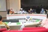 Wali Kota Bengkulu belajar penanganan COVID-19 di Kota Makassar