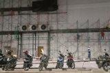 Lalaikan keselamatan kerja, Pengelola Citimall Dumai tegur kontraktor