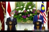 Presiden Jokowi harapkan komitmen Malaysia lawan diskriminasi  sawit  di pasar global