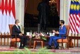 Presiden Jokowi-PM Muhyiddin minta ada pertemuan menlu ASEAN bahas Myanmar