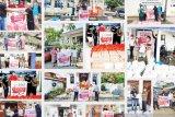 BSG peduli bencana banjir- longsor Kota Manado dengan beri bantuan