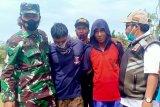 Empat nelayan kecelakaan di selatan Nusakambangan, satu di antaranya tenggelam