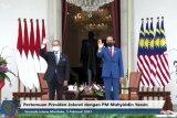 Istana Kepresidenan pastikan penerapan protokol kesehatan menyambut PM Malaysia