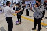 KAI : 2.580 calon penumpang gunakan GeNose