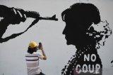 RUU siber buatan junta Myanmar akan melanggar HAM