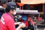 Pedagang pasar diminta disiplin terapkan 3M