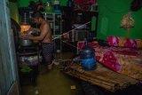 Banjir rendam 78 kelurahan di Kota Semarang