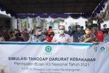 Dinas Damkar Mataram apresiasi PLN sambut bulan K3 Nasional