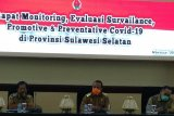 491 pasien sembuh Program Wisata Duta COVID-19 Sulsel