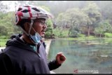 Pemkab Garut dorong obyek wisata Situ Cibeureum sebagai wisata hutan