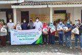Serikat Pekerja BPJS Ketenagakerjaan bantu pengungsi erupsi Gunung Merapi