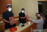 Pecalang Bali dapat penghargaan dari Kapolri