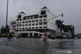 Banjir landa sejumlah  kawasan di Kota Semarang