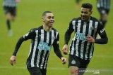 Liga Inggris -- Southampton gagal bangkit lawan 10 pemain Newcastle