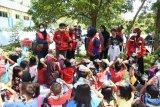PMI tetap beri pelayanan dan salurkan bantuan untuk korban gempa Sulbar