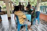 Kodam XIII Merdeka berikan pengobatan gratis korban banjir