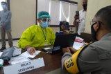Kapolres Payakumbuh, AKBP Alex Prawira belum bisa divaksin karena miliki riwayat penyakit jantung