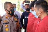Polisi ringkus tiga pelaku kasus penculikan anak di Sumut