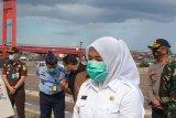 Wakil Wali Kota Palembang tebar benih ikan perairan Sungai Musi