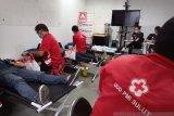 Alfamidi Manado gelar donor darah penuhi kebutuhan di Sulut