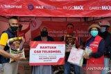 Telkomsel salurkan CSR untuk Sulawesi Barat