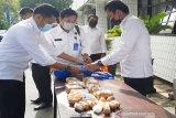 BNNP ringkus pecatan TNI bawa lima kilogram sabu