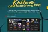 DEM Semarang deklarasikan diri siap wujudkan kedaultan energi