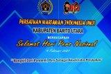 HPN 2021, PWI Barito Utara bagikan ratusan paket sembako