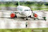 Bandara Banyuwangi Ditutup Terdampak Abu Vulkanik Gunung Raung