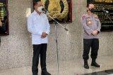 Polri: Sanksi tegas untuk penyelenggara kompetisi bila langgar  prokes