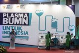Erick Thohir ajak karyawan BUMN donor plasma bantu pasien COVID