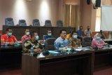 Sekda Lampung Selatan ikut rapat pembahasan Harbour City