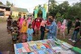 Gerakan 1001 Buku hadirkan perpustakaan mini di Mandalle Gowa