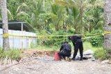 Polres Banjarnegara musnahkan granat nanas di pinggir Sungai Serayu