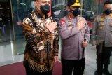 Kapolri Jenderal Listyo Sigit Prabowo temui Pimpinan KPK