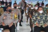 Kapolda Lampung hadiri peringatan HPN 2021 dan HUT ke-75 PWI