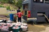 Polda Sulbar salurkan 50.460 makanan bagi pengungsi terdampak gempa