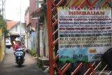 Pengetatan PPKM mikro di Kota Yogyakarta difokuskan di tingkat kelurahan