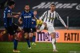 Juve melaju ke final Piala Italia walau  cuma imbang nirgol lawan Inter