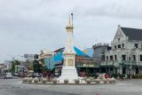 Kota Yogyakarta mencatatkan pertumbuhan ekonomi -0,81 pada 2020