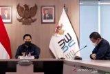 Menteri BUMN: Garuda putuskan kembalikan pesawat Bombardier CRJ 1000