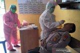 Polisi di Sigi rapid antigen cegah COVID-19
