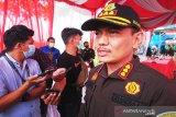 Kurir sabu di Banjarmasin terancam tuntutan seumur hidup