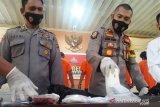 Penangkapan pengedar narkoba jaringan Lapas Bukittinggi, barang bukti 200 gram sabu-sabu (Video)