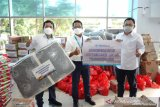 Pelindo IV distribusikan bantuan IPC untuk korban gempa Sulbar