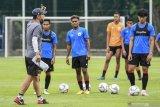 Penyerang Arema FC berupaya keras demi tampil di SEA Games